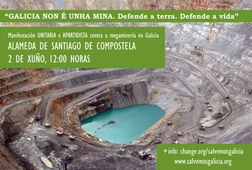 Cartel+manifestación+Santiago