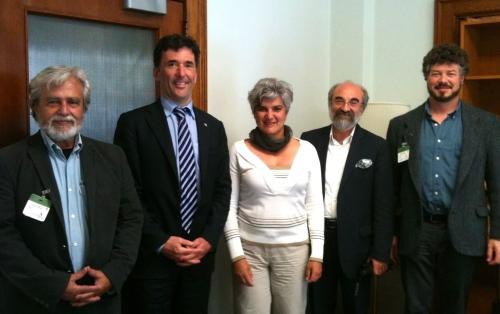 Greek delegation 2013 - 14