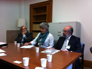 Ottawa_Meeting with NDP MPs